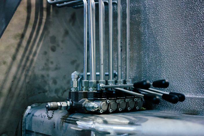 VMG Toaster bediening